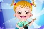 Baby Hazel Gwiazdą Rocka