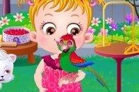 Baby Hazel i Papuga