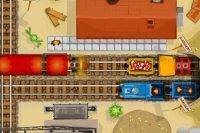 Diamentowy pociąg tory