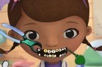 Doc McStuffins u Dentysty