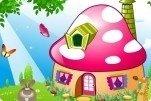 Domki z grzybów