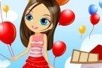 Dziewczyna z balonami