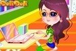 Internetowa dziewczyna