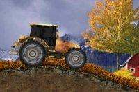 Jazda traktorem 2