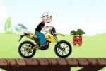 Jazda na Motorze z Popeyem