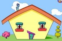 Katrina buduje domy