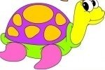Kolorowanka z Żółwiami