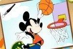 Kolorowanka z Mikim