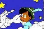 Kolorowanka z Pinokiem 2