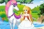Księżniczka z koniem