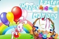 Mahjong z Jajkami Wielkanocnymi 2