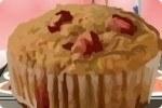 Muffinki Truskawkowo-Bananowe