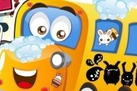 Mycie Szkolnego Autobusu