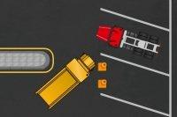 Parking najlepszych ciężarówek