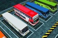 Parkowanie autobusu 3D