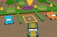 Parkowanie Samochodu Minecraft
