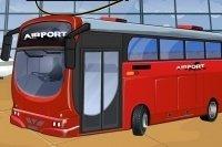 Parkowanie Autobusu Lotniskowego