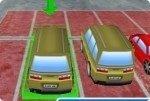 Parkowanie Samochodu 3D 2