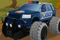 Policja 4x4
