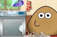 Pou zmywa naczynia