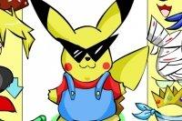 Przebierz Pikachu