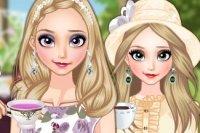 Przyjęcie herbaciane Elzy