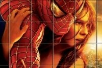 Puzzle ze Spidermanem