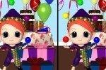 Różnice na Urodzinach
