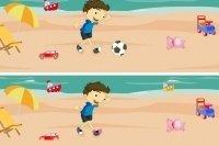 Różnice na Plaży