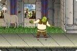 Shrek na Deskorolce