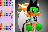 Sonic twórca postaci