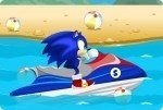 Sonic na Skuterze Wodnym