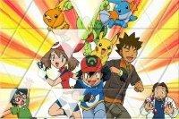 Sortowanie płytek Pokemon