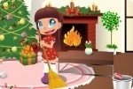 Sprzątanie przed Bożym Narodzeniem