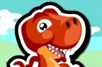 Super Skok Dinozaura
