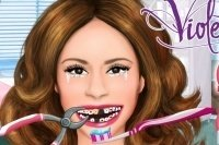 Violetta u Dentysty
