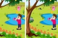 Wakacyjne Różnice