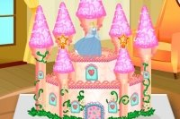 Zamkowy tort