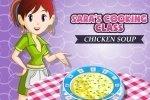 Gry Gotowanie z Sarą