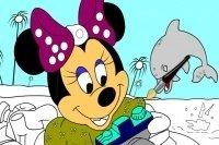 Kolorowanka z Myszką Mini 4