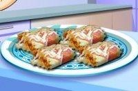 Lasagne z Kurczakiem