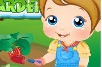 Mała Alicja w Ogrodzie